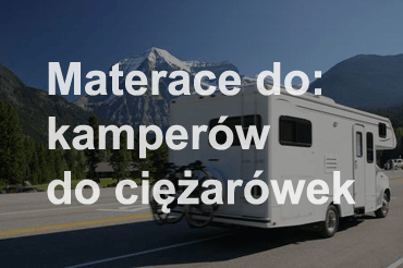 materace do kamperow