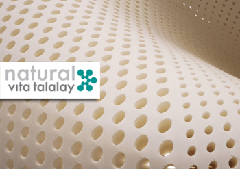 Talalay Natural 100% naturalny lateks