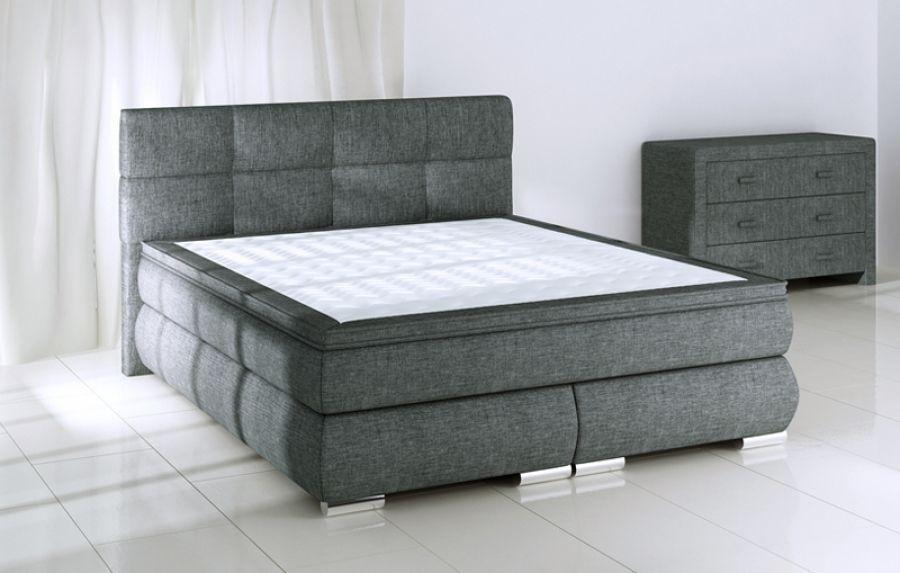 łóżka Kontynentalne Zestaw 81 Materace Koło Mk Foam