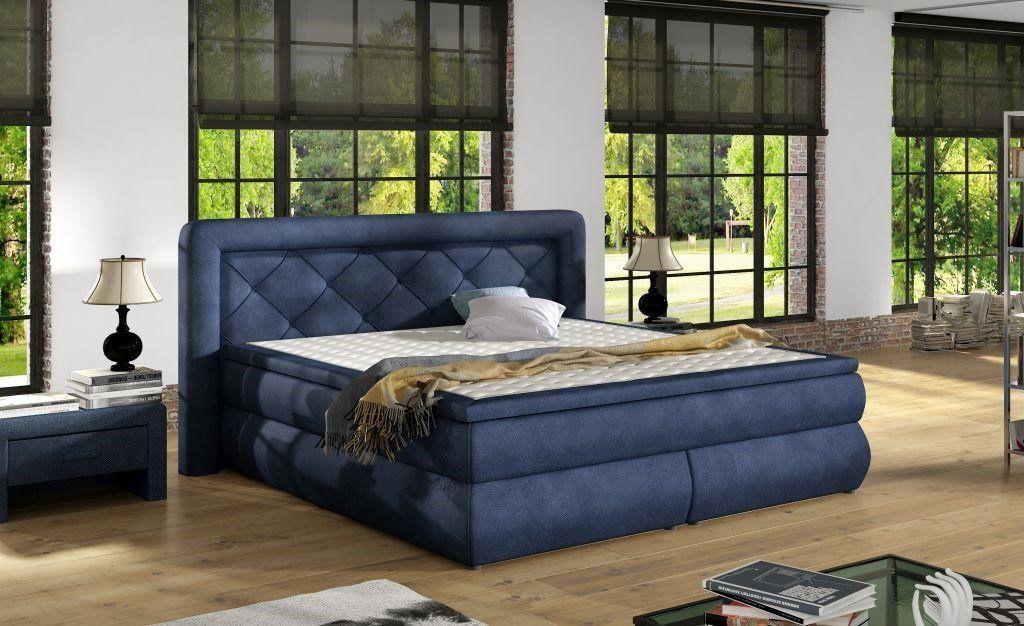 łóżko Wysokie Kontynentalne Producent Materace Koło Mk Foam