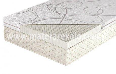 Materac nawierzchniowy Talalay Memory 8 cm