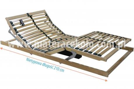 Stelaż do łóżka podnoszony długość 220 z pilotem